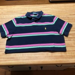Polo size custom fit Large